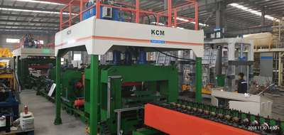 Automatic forming Line for refrigerator door Plate